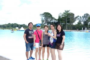 Teambuilding activities Bintan