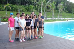 Bintan corporate retreat
