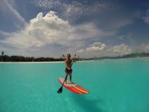 treasure bay paddle