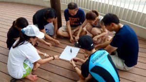 Team building package in Bintan