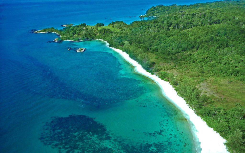 Bintan's Coast