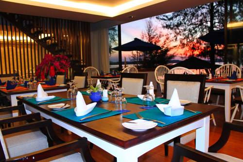 Dining view at Holiday Villa